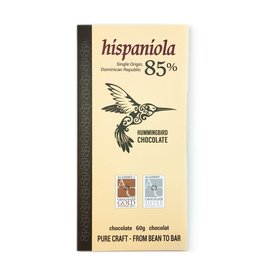 Hummingbird Chocolate Hummingbird Chocolate, Hispaniola 85%