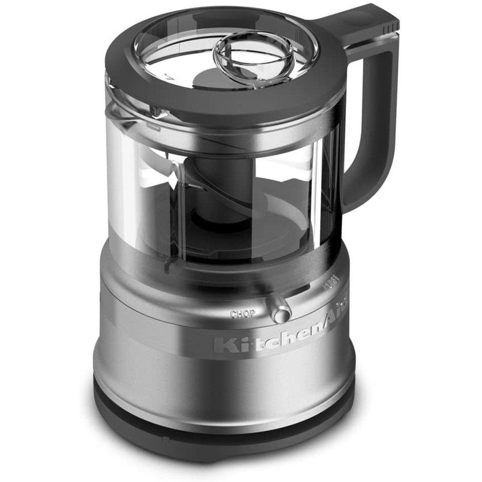 KitchenAid KitchenAid 3.5 Cup Chef's Chopper, Contour Silver