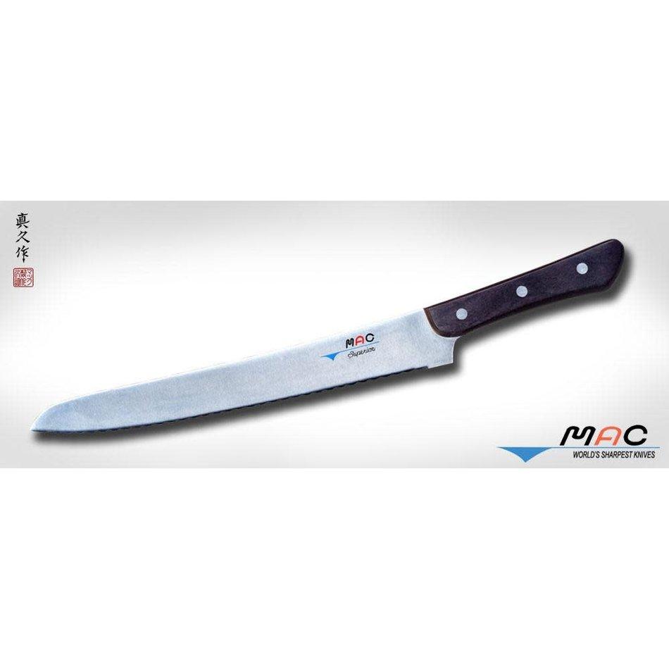 """MAC MAC Superior Series, Bread/Roast Knife, 10.5"""""""