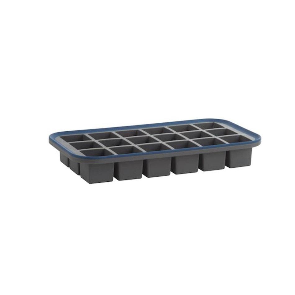 Trudeau Trudeau Structure Ice Cube Tray, Silicone