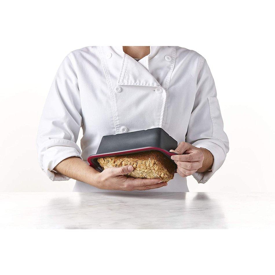 Trudeau Trudeau Silicone Loaf Pan