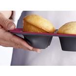 Trudeau Trudeau Muffin Pan, 12 Cup