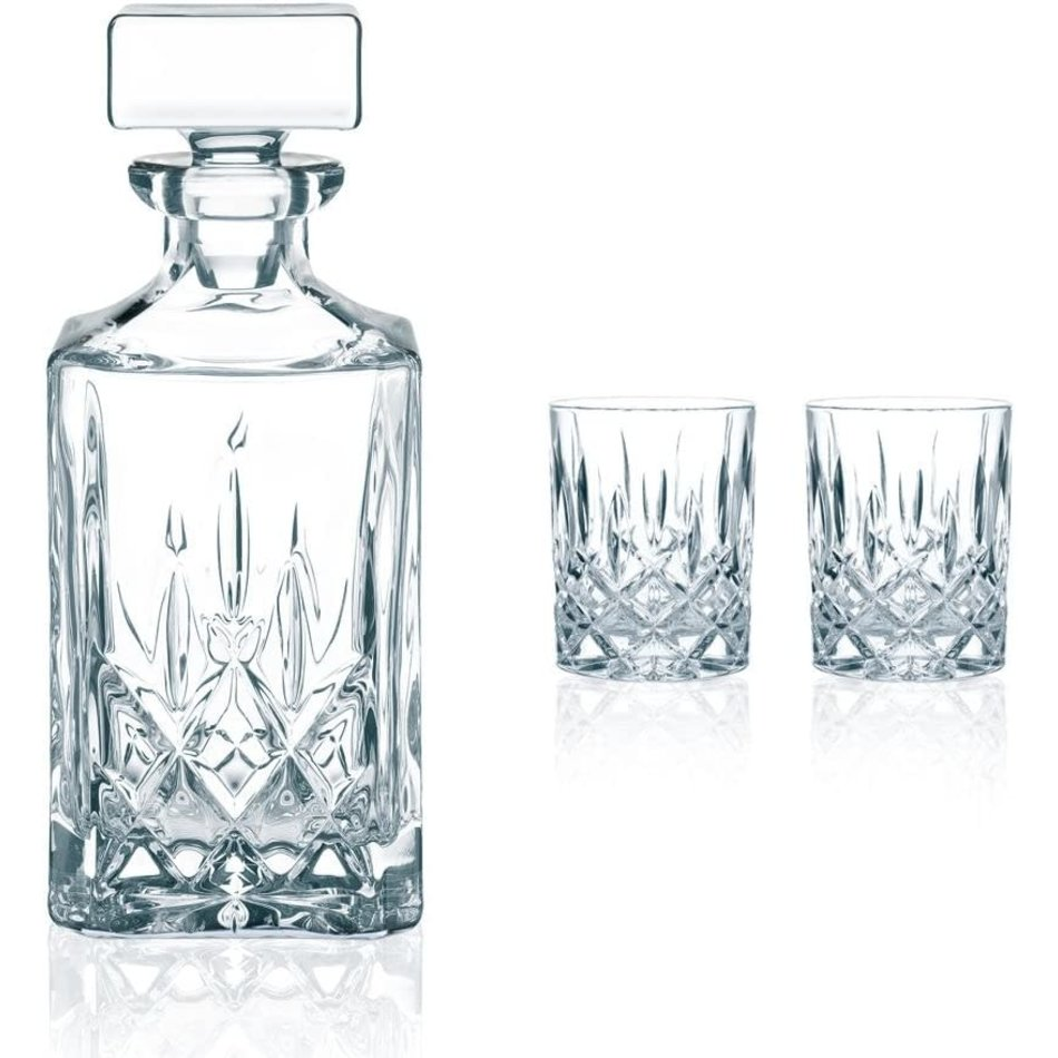 Nachtmann Nachtmann Whisky Decanter Set, 3pc