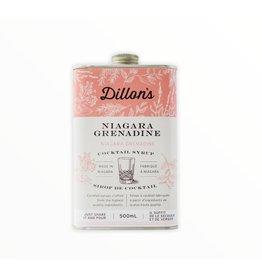 Dillon's Niagara Grenadine Cocktail Syrup