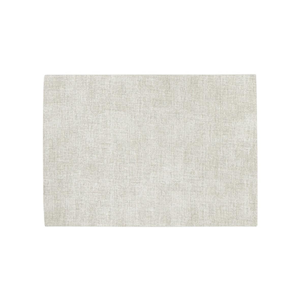 Percept Rev Luxe Vinyl Placemat, Linen