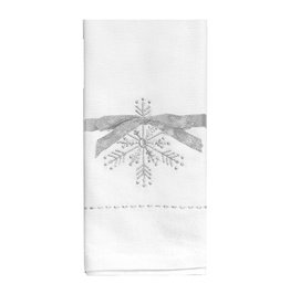 Snowflake Napkins, Set of 4