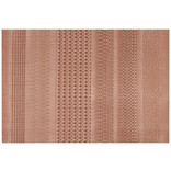 Cadence Vinyl Placemat, Rose Gold