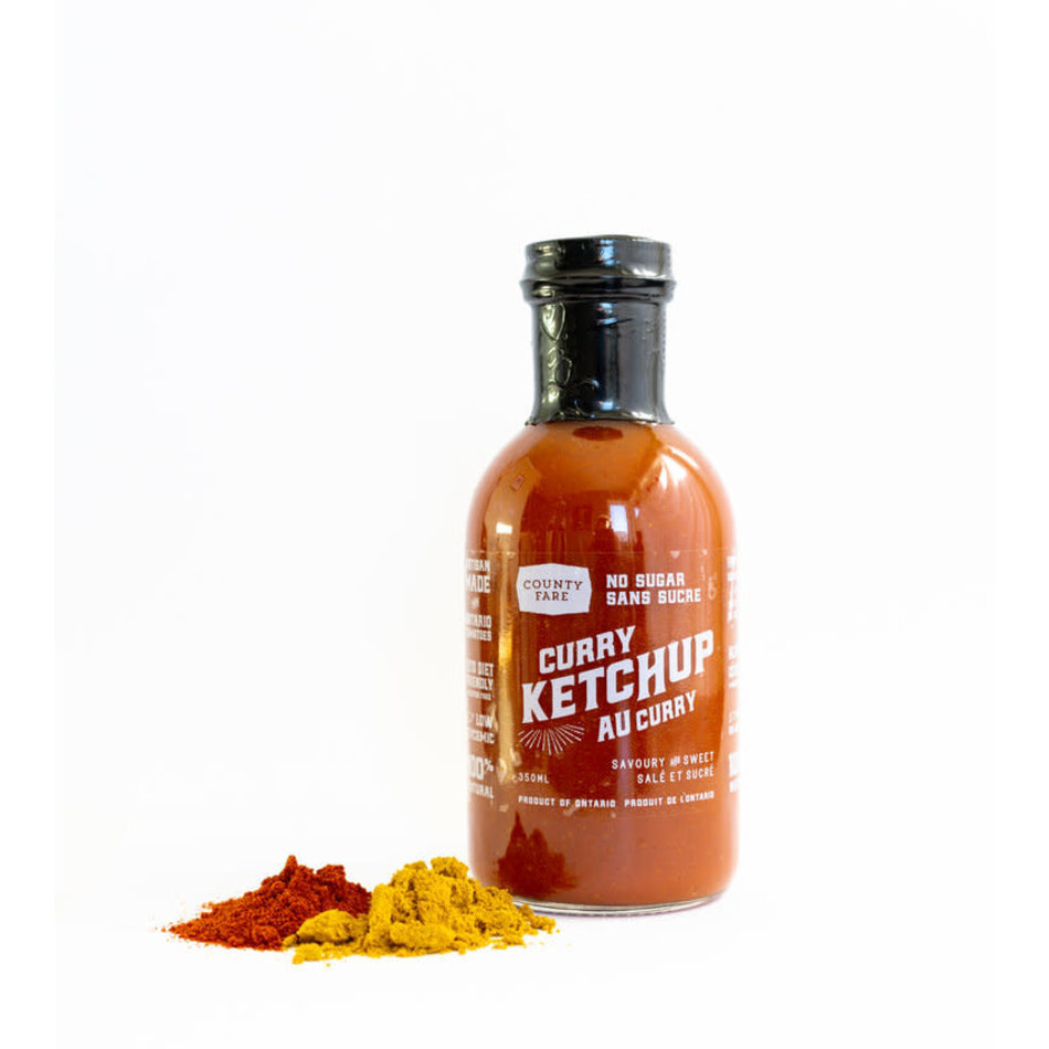 County Fare, Curry Ketchup