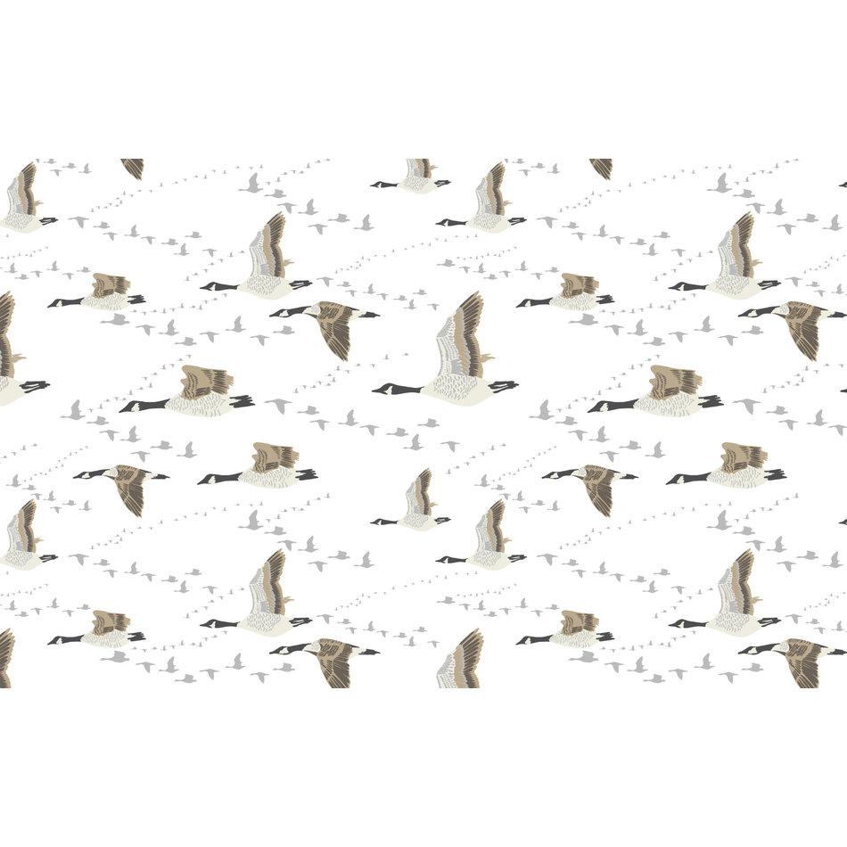 Kate Golding Tea Towel, Canada Geese