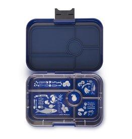 Yumbox Tapas 5 Compartment Portofino Blue