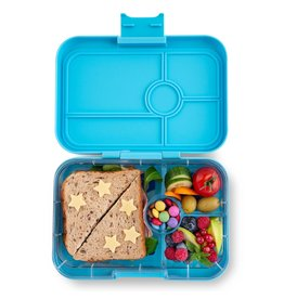 Yumbox Yumbox Tapas 5 Compartment Nevis Blue