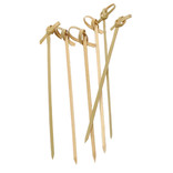 """RSVP Bamboo Knotted Picks, 4.5"""""""