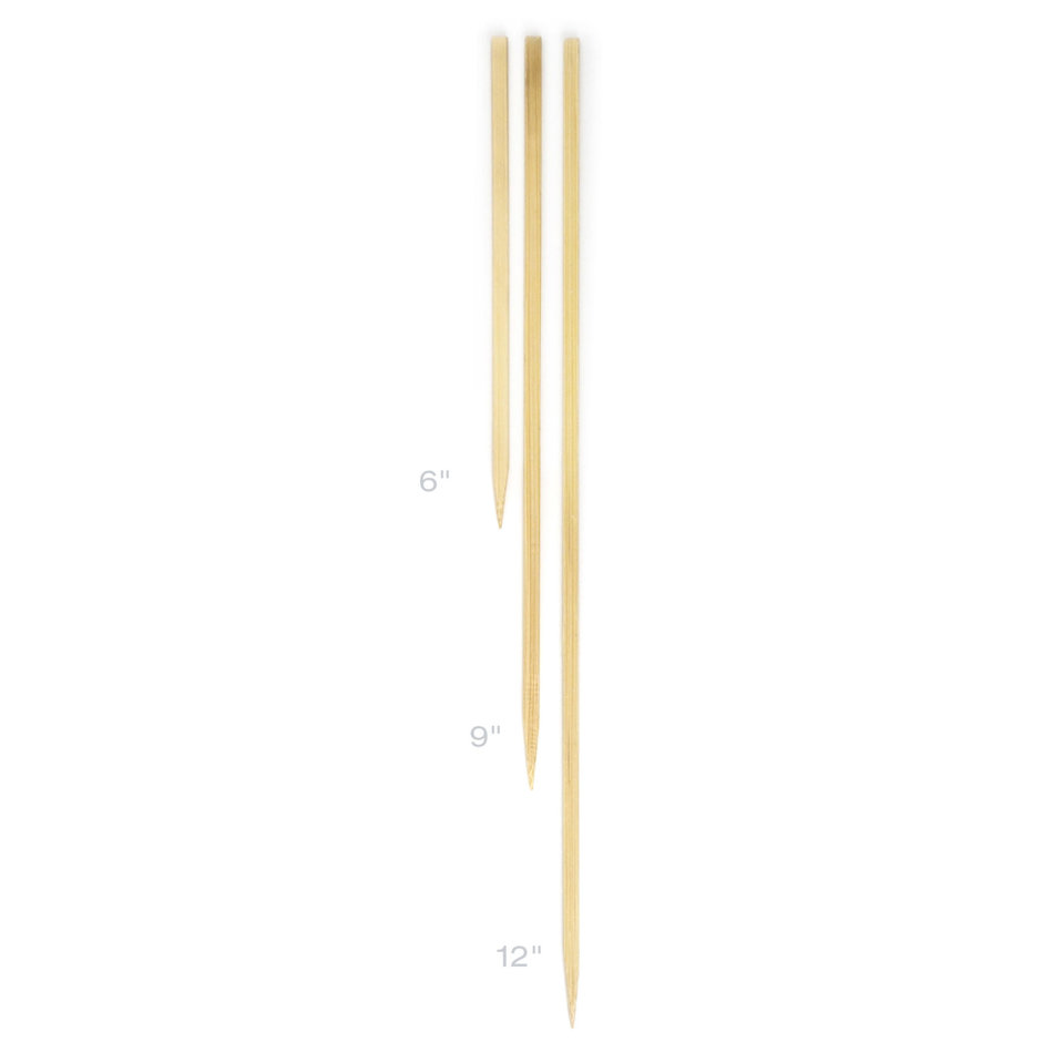 """RSVP RSVP Bamboo Flat Skewers, 12"""", Pack of 50"""