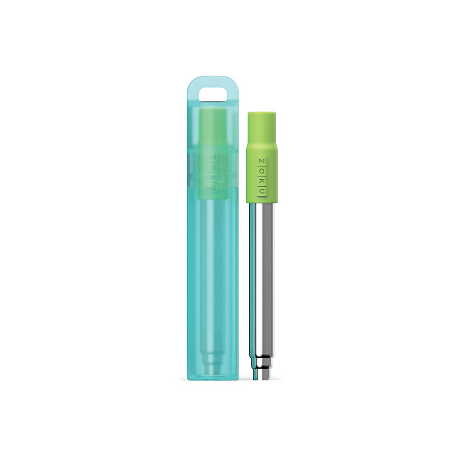 ZOKU Zoku Retractable Pocket Straw