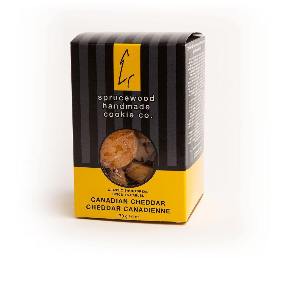 Sprucewood Handmade Cookie Co. Original Cheddar