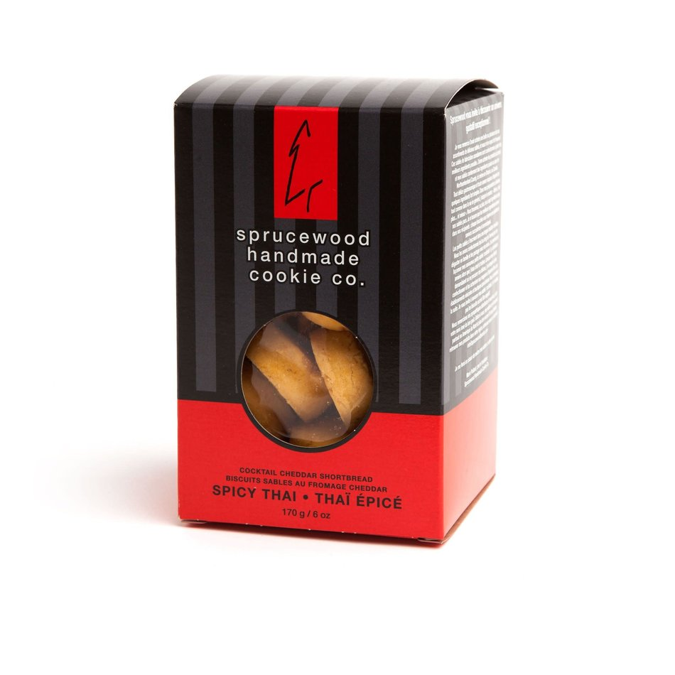 Sprucewood Handmade Cookie Co. Spicy Thai