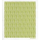 Swedish Dishcloth, Green New Leaves