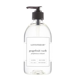 LOVEFRESH LOVEFRESH Hand & Body Wash, Grapefruit