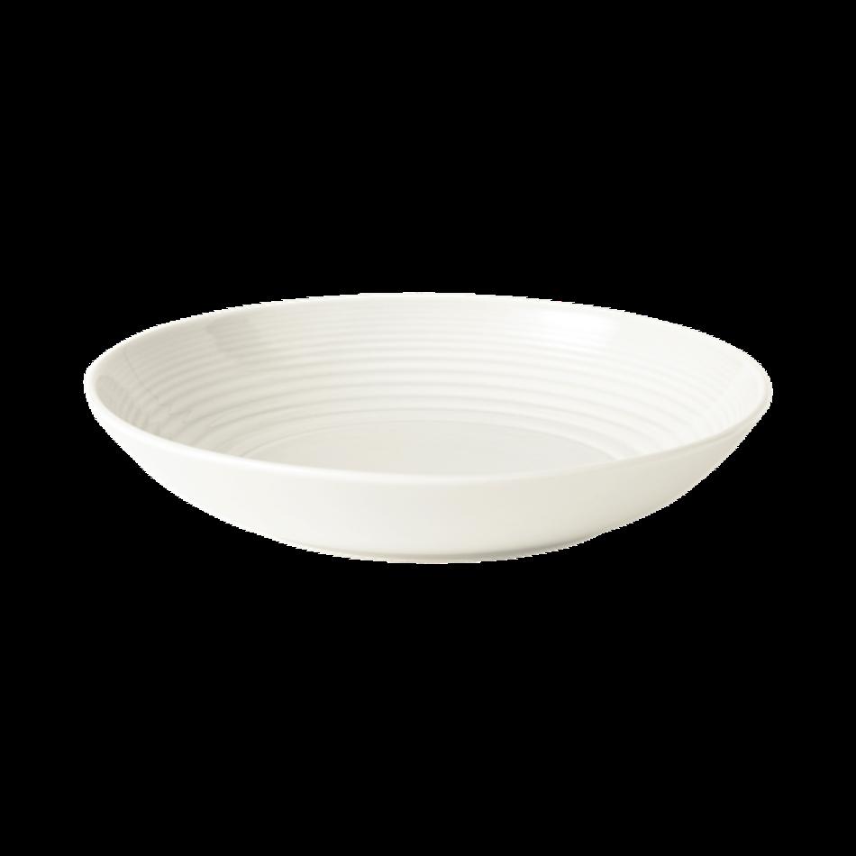 Royal Doulton Gordon Ramsay Maze Pasta Bowls, White, set of 4