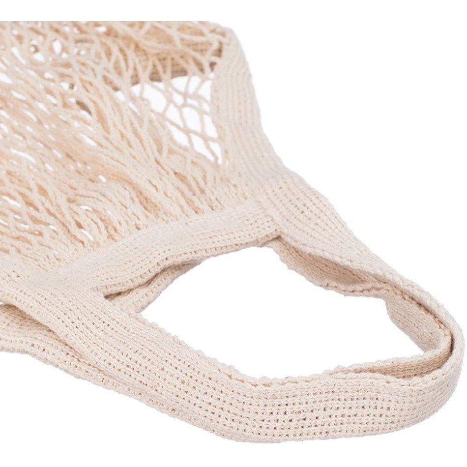 Mesh Cotton Shopping Bag