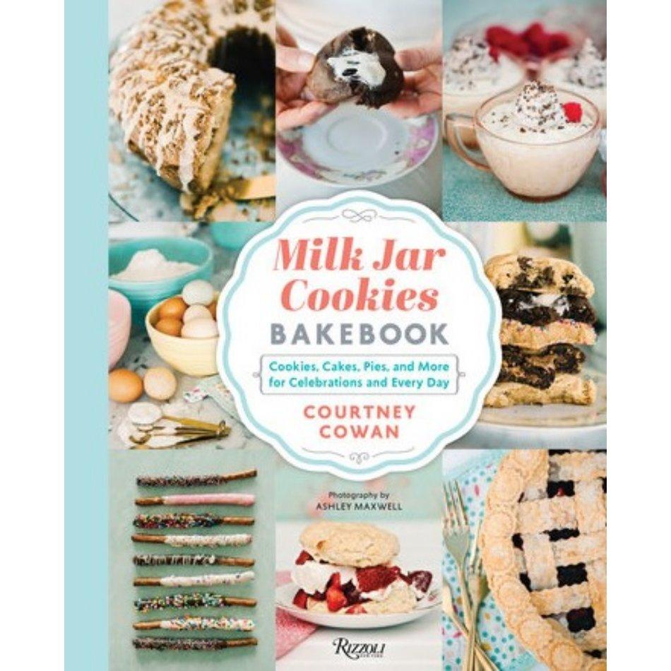 Milk Jar Cookies, Courtney Cowan