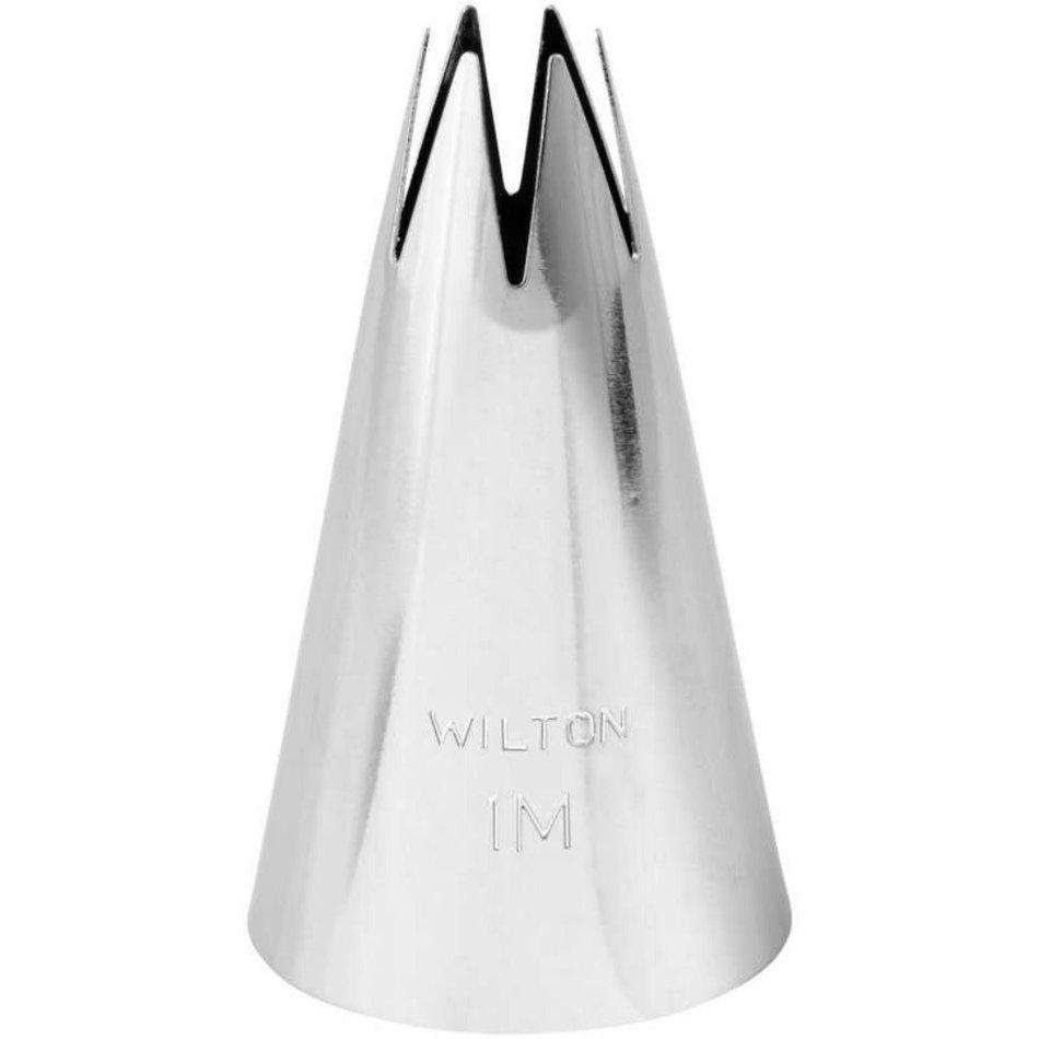 Wilton Wilton Icing Tip, Open Star #2110 (1M)