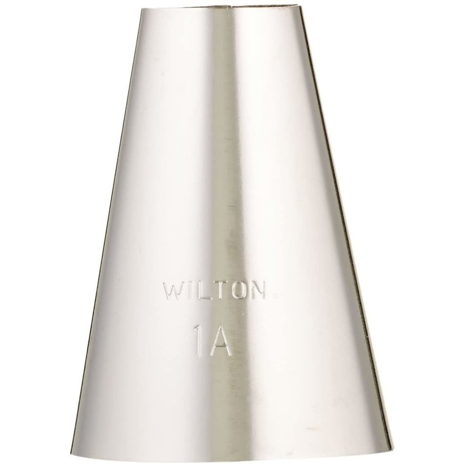 Wilton Wilton Icing Tip, Round #1A
