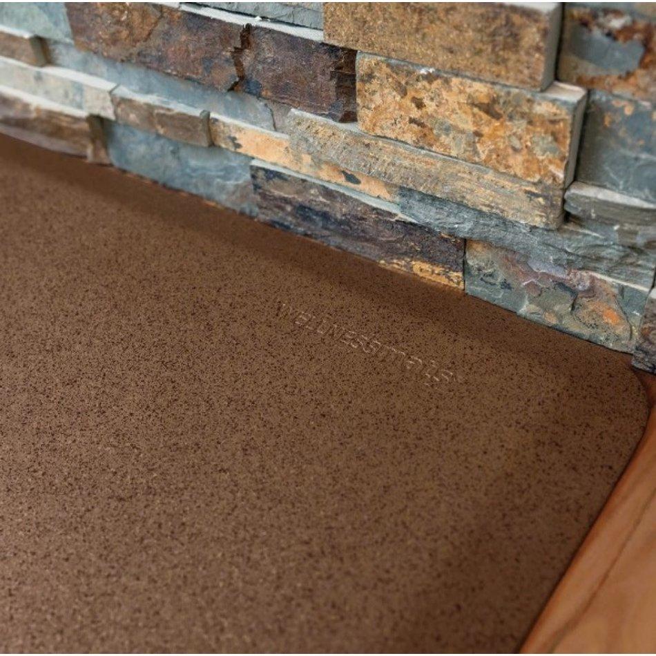 Wellness Mats Wellness Mat, 6'x2', Original Granite Copper