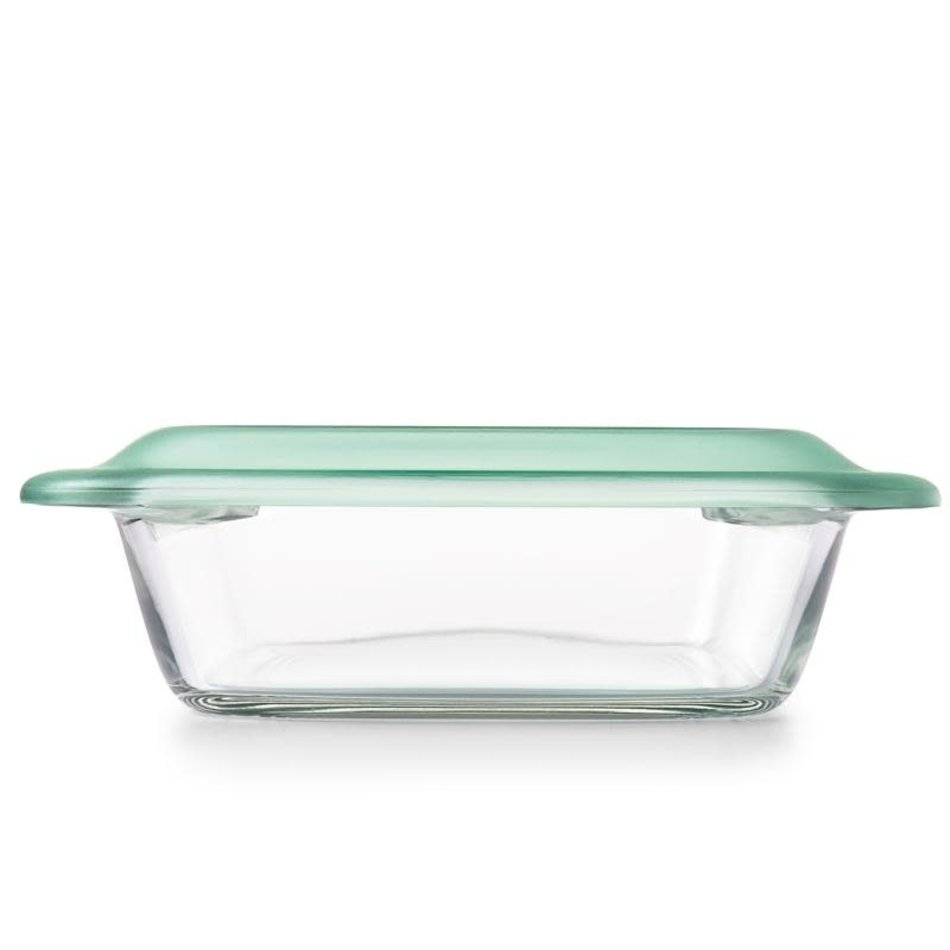 """OXO Good Grips OXO Good Grips Square Baker with LId, 8"""", Glass"""