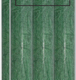 """Twilight ECO 10"""" Candle, 6-pack, Dark Green"""