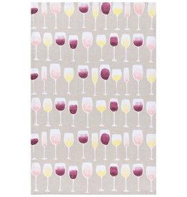 Wine Tasting Tea Towel