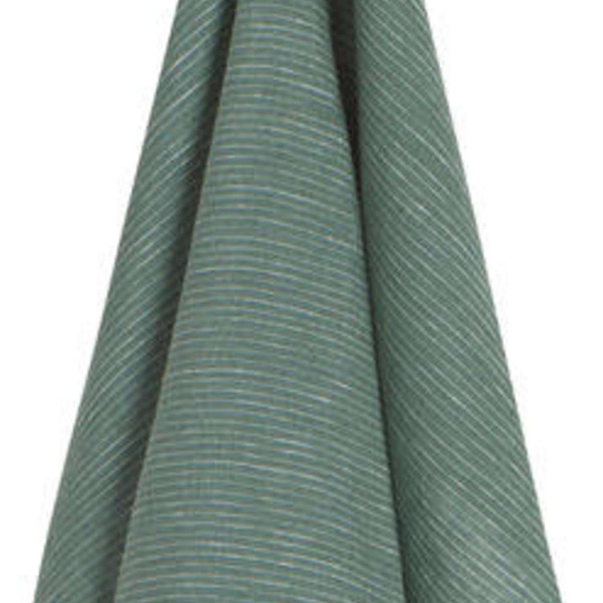 Heirloom Linen Tea Towel, Jade