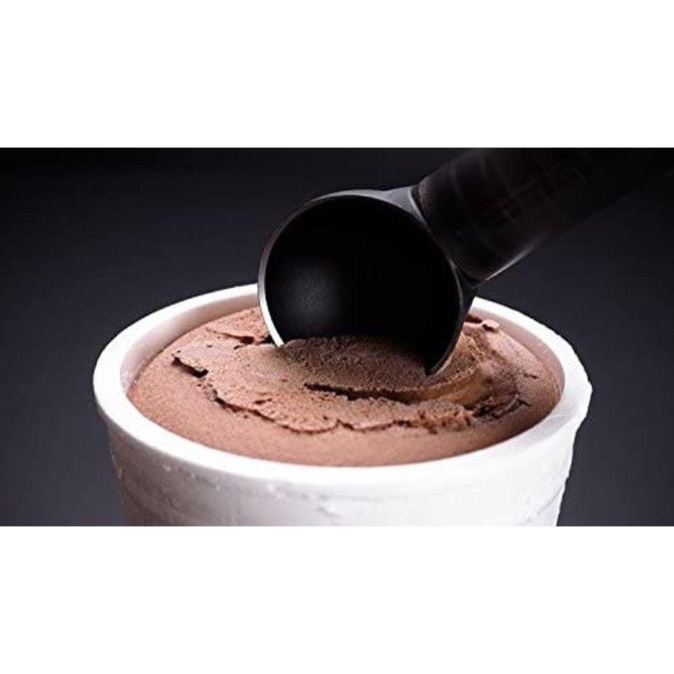 ScoopTHAT! Ice Cream Scoop, Black