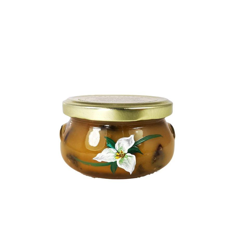 Gourmet Pleasures Preserves, Caramel Nut & Fruit