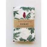 Kate Golding Tea Towel, Sumac
