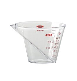 OXO Good Grips OXO Mini Angled Measuring Cup 1/4-cup