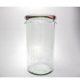 WECK WECK Cylindrical Jar, 1590ml