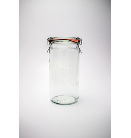 WECK WECK Cylindrical Jar, 250ml