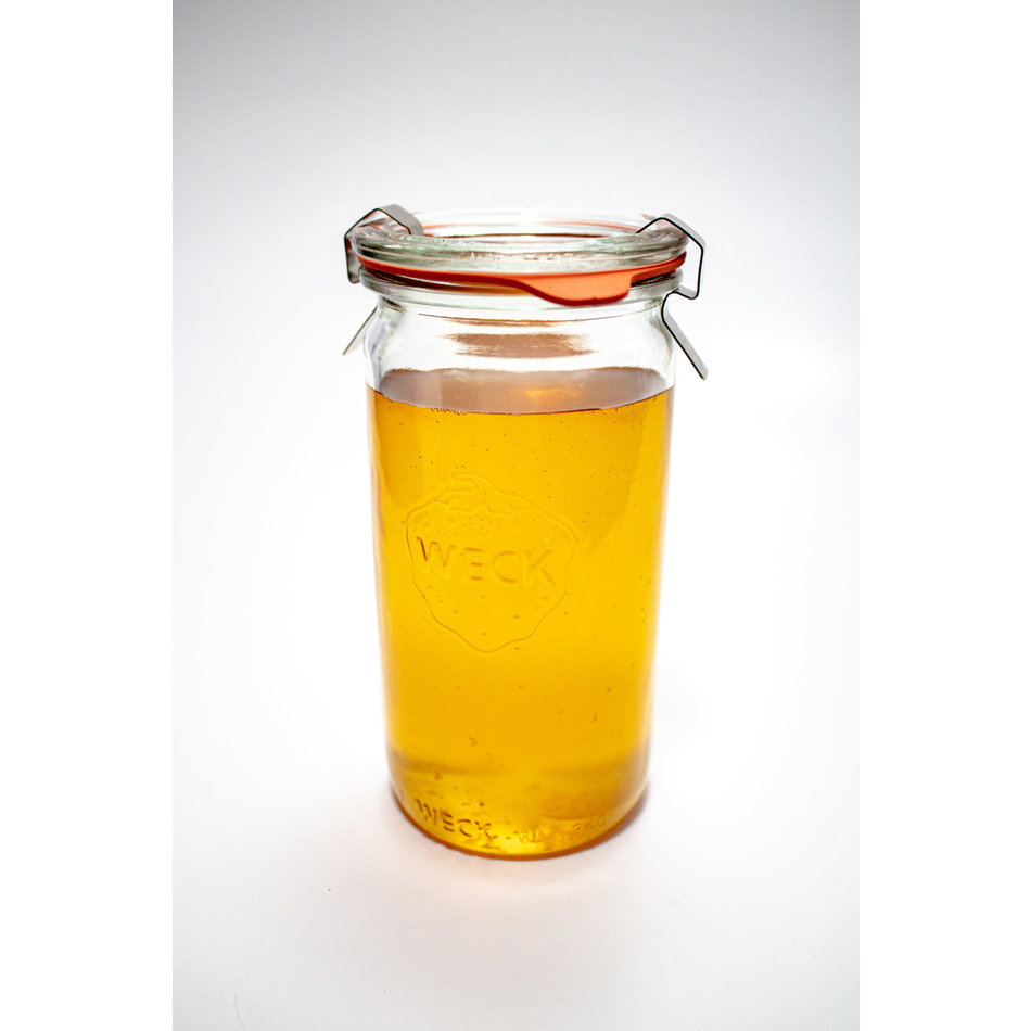 WECK WECK Cylindrical Jar, 250ml