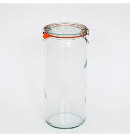 WECK WECK Cylindrical Jar, 1040ml