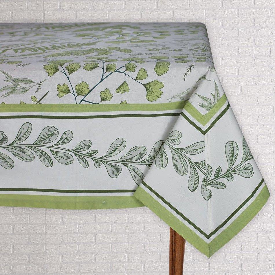 """Tablecloth, Fern, 60""""x90"""""""