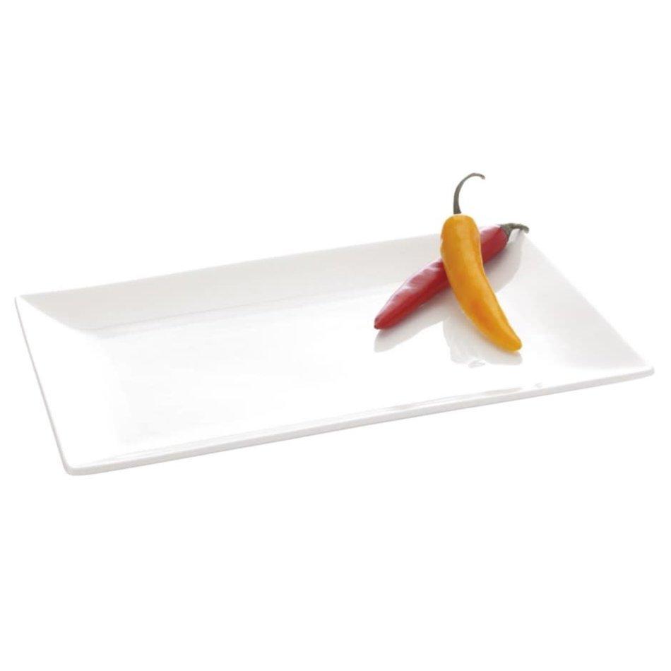 """Soho Rectangular Platter, 12"""" x 8"""""""