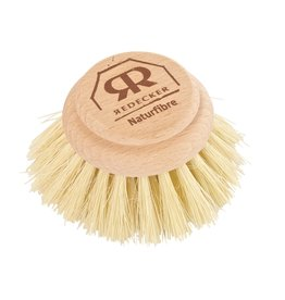 Redecker Dish Brush Replacement Head, Natural 5cm/2""