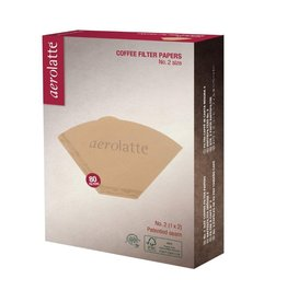 Aerolatte Coffee Filter Paper #2