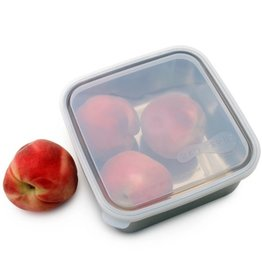 uKonserve Square Large Container, 50oz, Clear