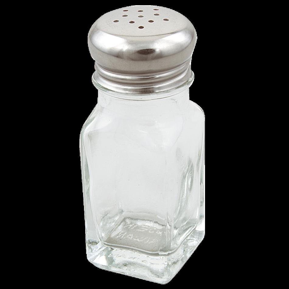 Square Shape Salt/Pepper Shaker