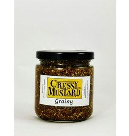 Cressy Mustard, Grainy