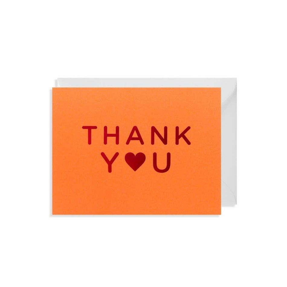 Mini Card, Thank You