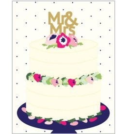 Card, Mr & Mrs