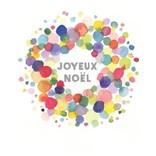 Holiday Card, Ball Wreath